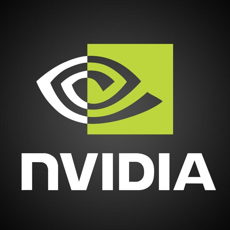 Nvidia логотип
