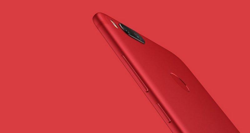Xiaomi Mi 5X тонкий