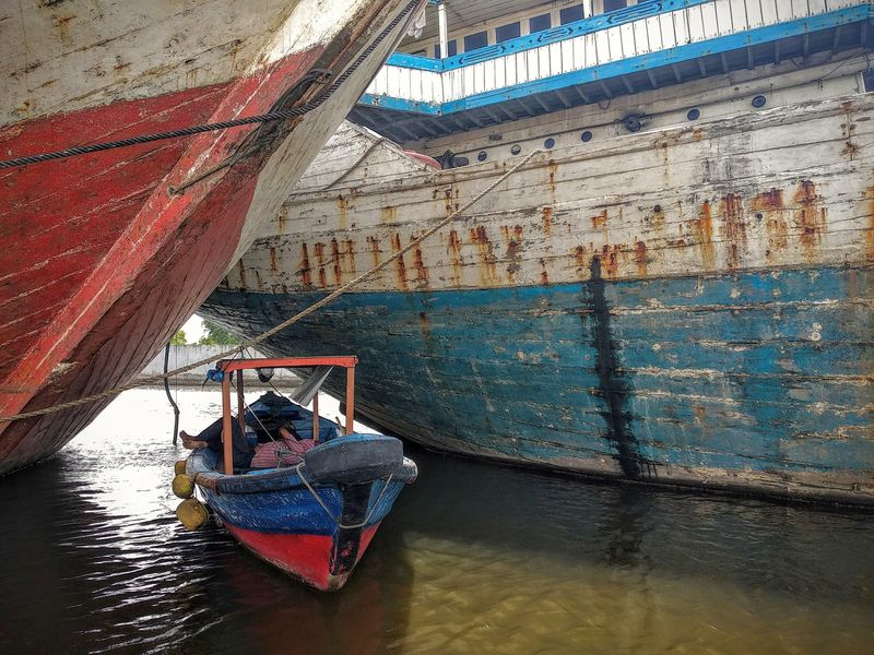 Фото с камеры Сяоми Ми А1 днем - море