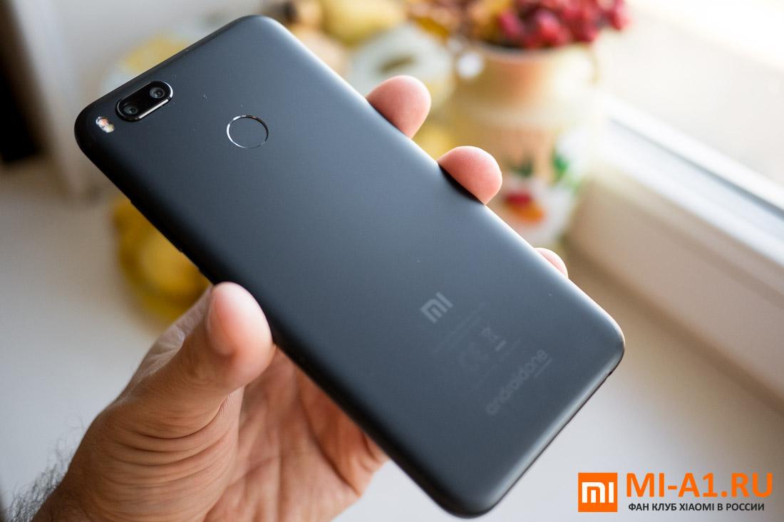 Корпус Xiaomi Mi A1 Black