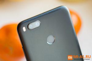 Камеры в Xiaomi Mi A1