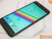 Быстрый способ сделать скриншот на Xiaomi Mi A1
