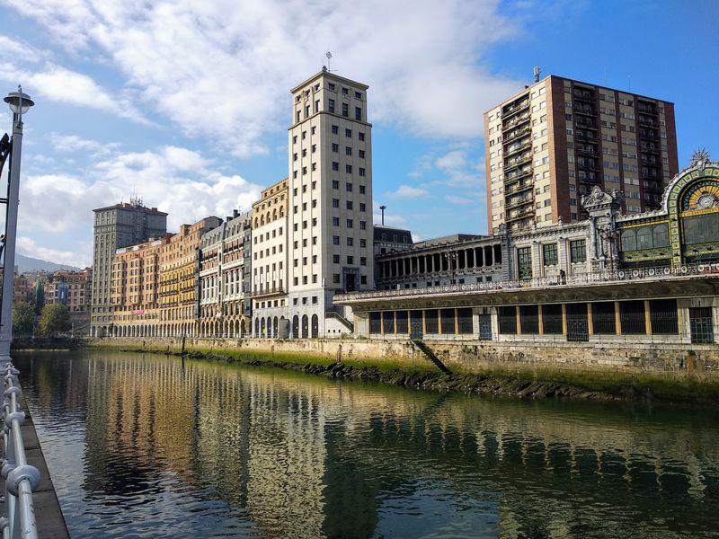 Городской пейзаж - фото с камеры Xiaomi Mi A1