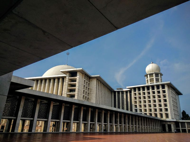 Город и архитектура - фото с камеры Xiaomi Mi A1