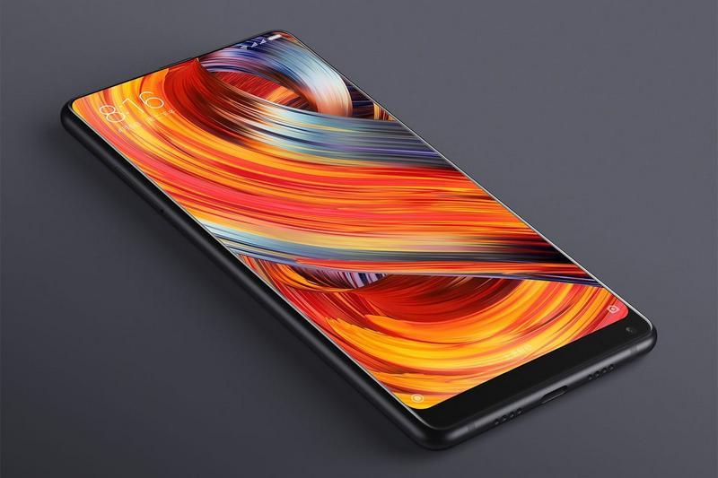 Xiaomi Mi Mix 2 качественный дисплей