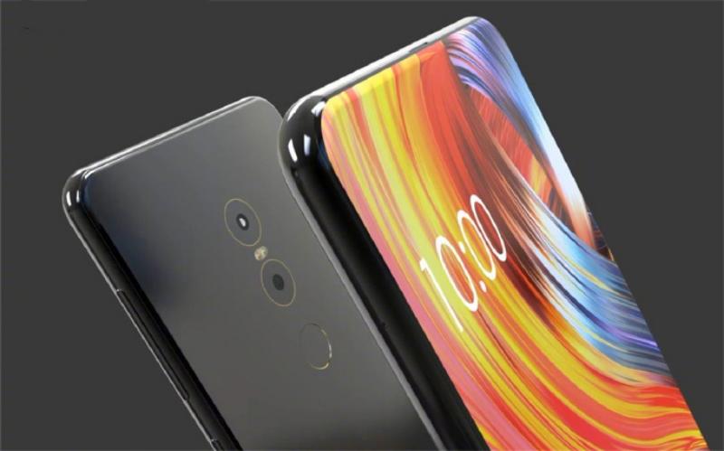 Xiaomi Mi Mix 3 двойная основная камера