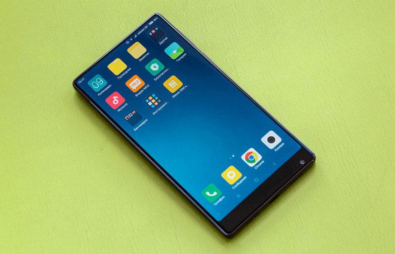 Xiaomi Mi Mix красивый