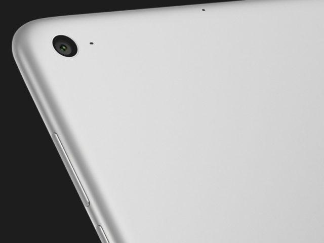 Xiaomi Mi Pad 2 задняя часть