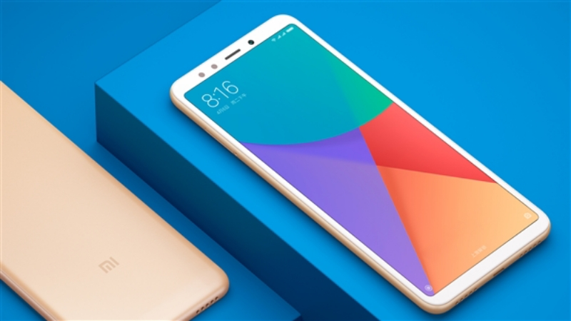 Xiaomi R1 с большим экраном
