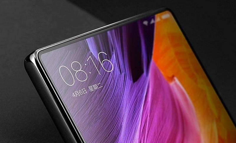 Xiaomi X1 красочный дисплей