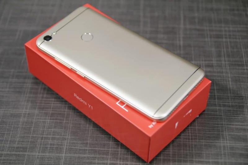 Xiaomi Y1 (lite) задняя часть