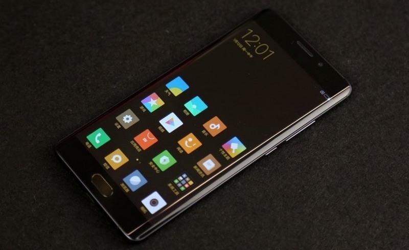 Xiaomi черный смартфон