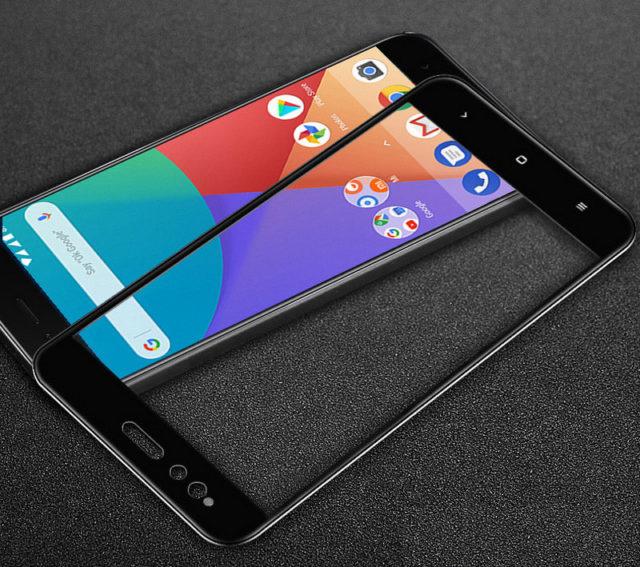 Защитное стекло для Xiaomi Mi A1