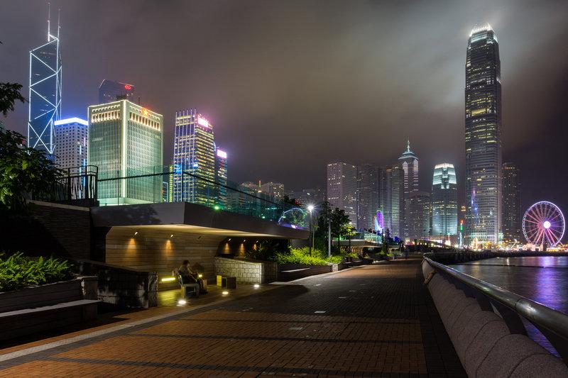 Гонконг в душе