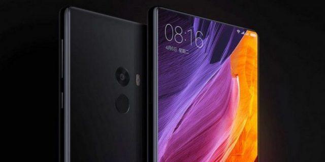 Смартфон Xiaomi дисплей почти без рамок