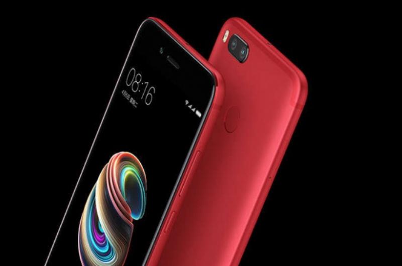 Xiaomi Mi A1 тонкий