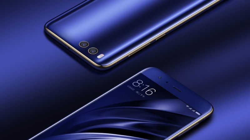 Xiaomi Mi A2 синий