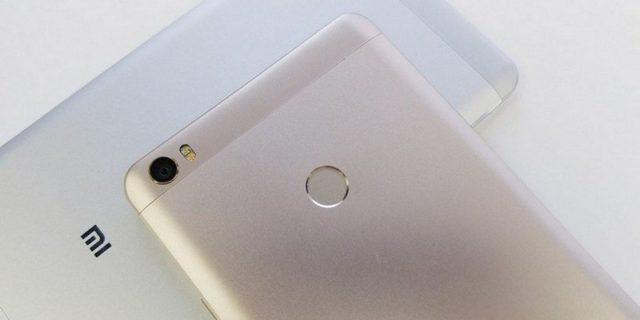 Xiaomi Mi Max 2 стильный