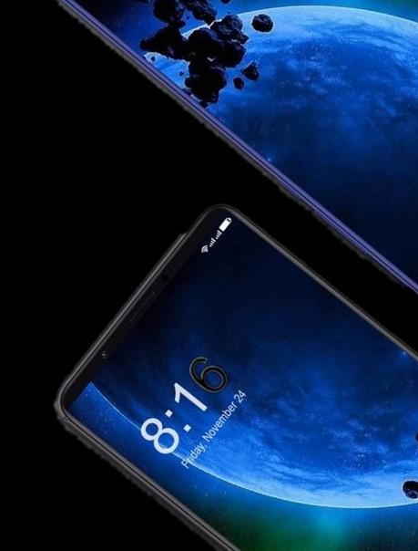 Xiaomi Mi Max 3 почти без рамок