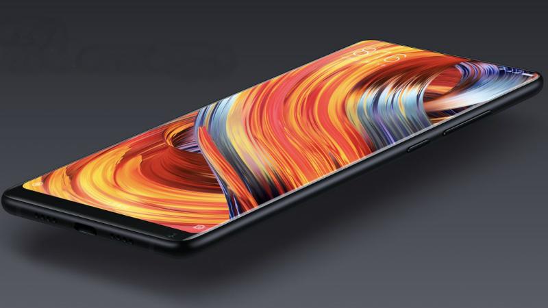 Xiaomi Mi Mix 2 тонкий