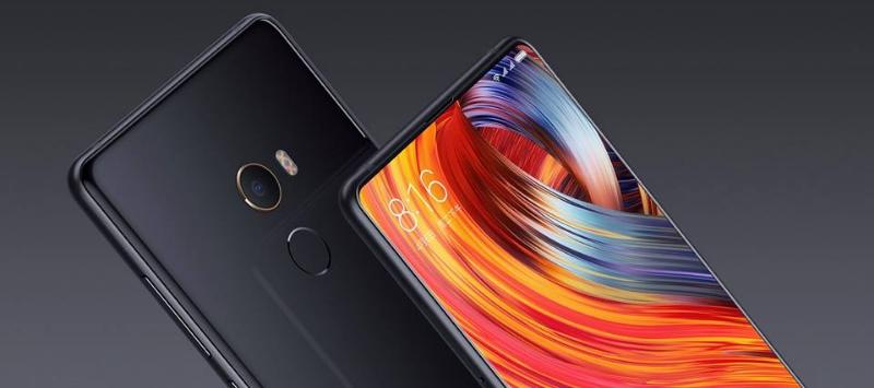 Xiaomi Mi Mix 2 черный