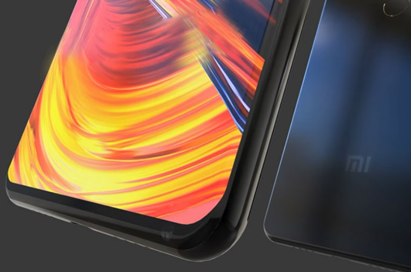 Xiaomi Mi Mix 3 почти без рамок