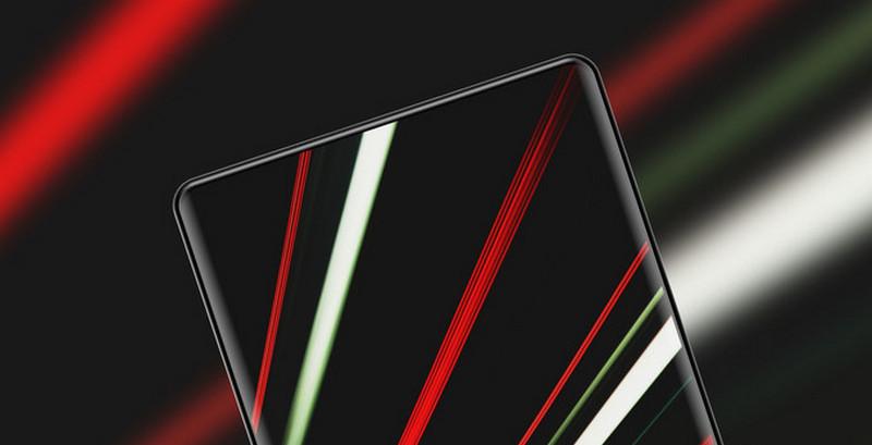 Xiaomi Mi Mix 3 без рамок