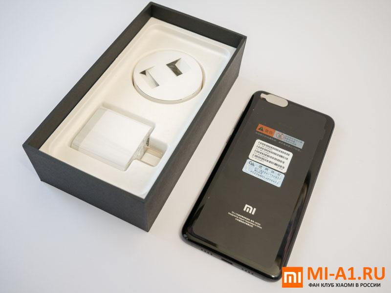 Распаковка Xiaomi Mi Note 3 - комплект поставки