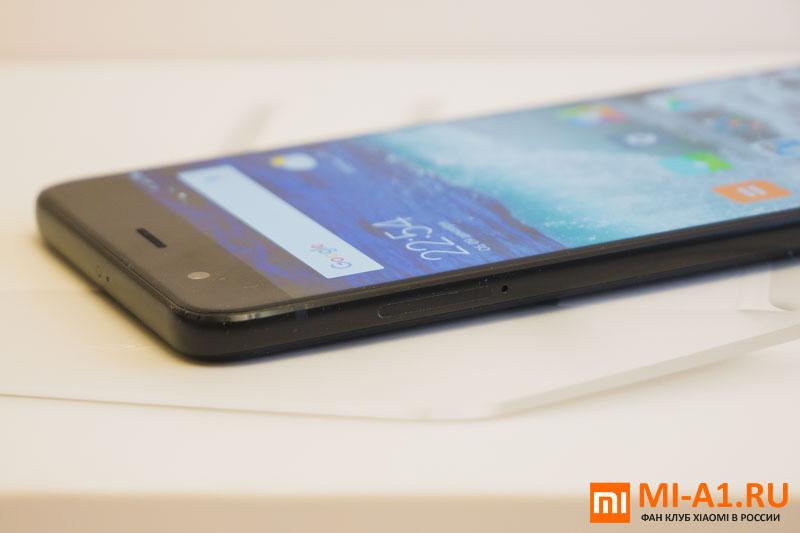 Xiaomi Mi Note 3 лоток сим карты