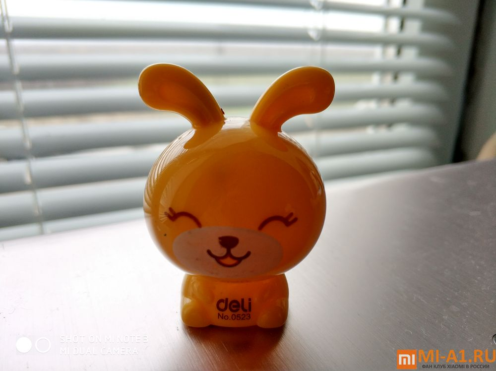 HDR фото на камеру Xiaomi Mi Note 3