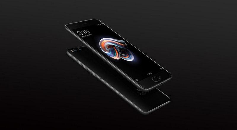 Xiaomi Mi Note 3 черный