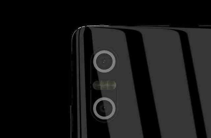 Xiaomi Mi7 две камеры