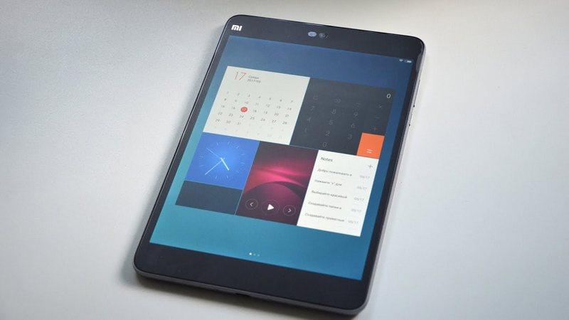 Xiaomi MiPad качественный дисплей
