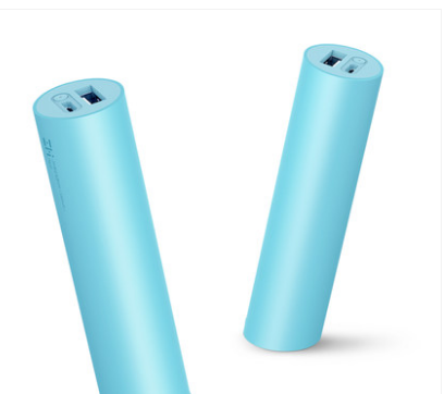 Xiaomi Power Bank в форме цилиндра