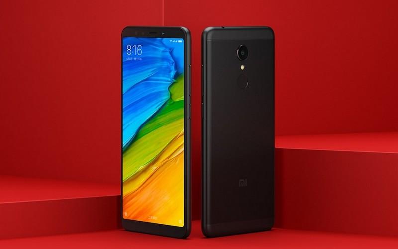 Xiaomi Redmi 5 черный