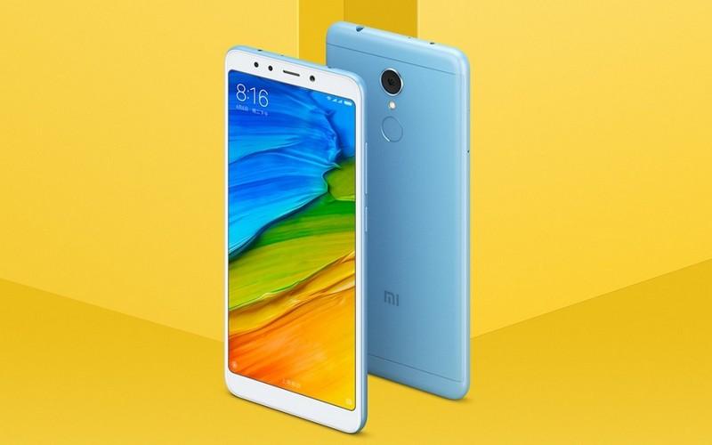 Xiaomi Redmi 5 стильный