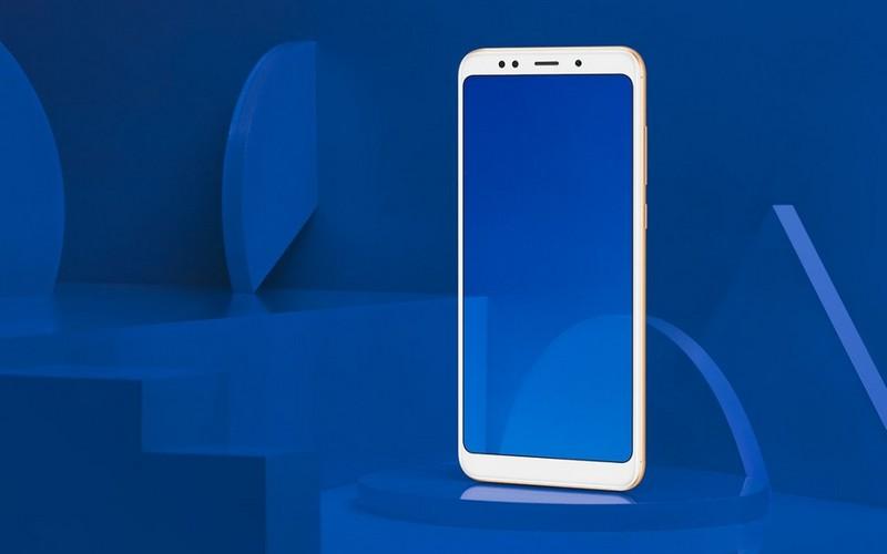Xiaomi Redmi 5 (5 Plus) красивый
