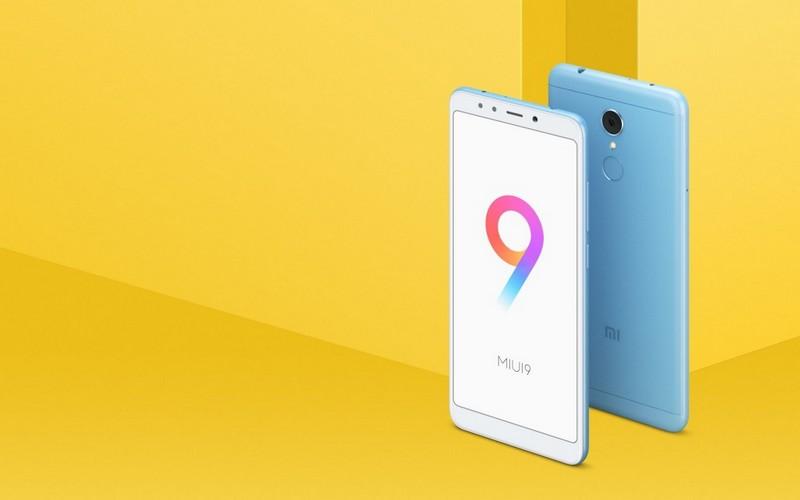 Xiaomi Redmi 5 (5 Plus) голубой