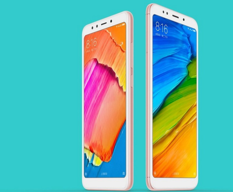 Xiaomi Redmi 5, 5 Plus тонкие
