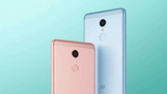 Xiaomi Redmi 5, 5 Plus стильные