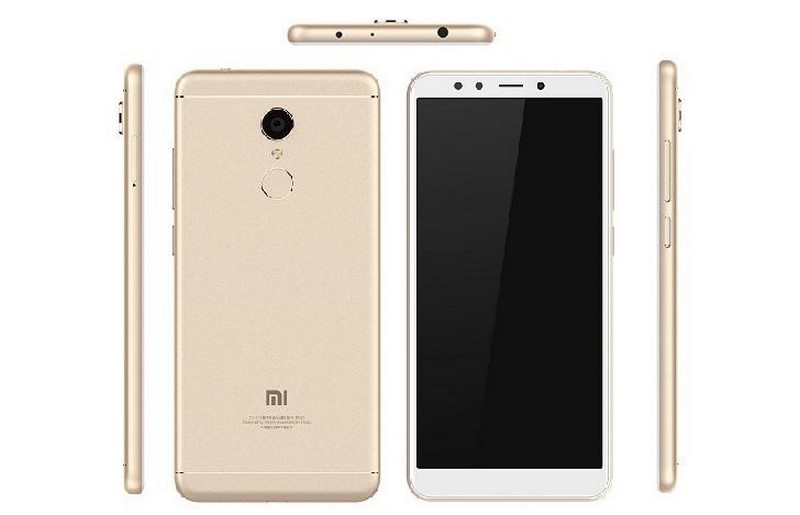 Xiaomi смартфон почти без боковых рамок
