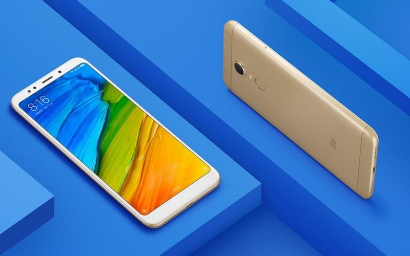 Xiaomi Redmi 5 Plus элегантный