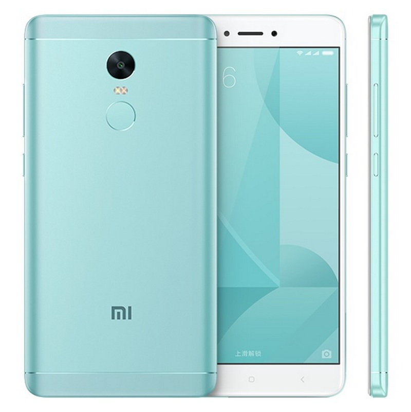 Xiaomi Redmi 5 Pro голубой