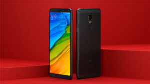 Xiaomi Redmi 5 Plus черный