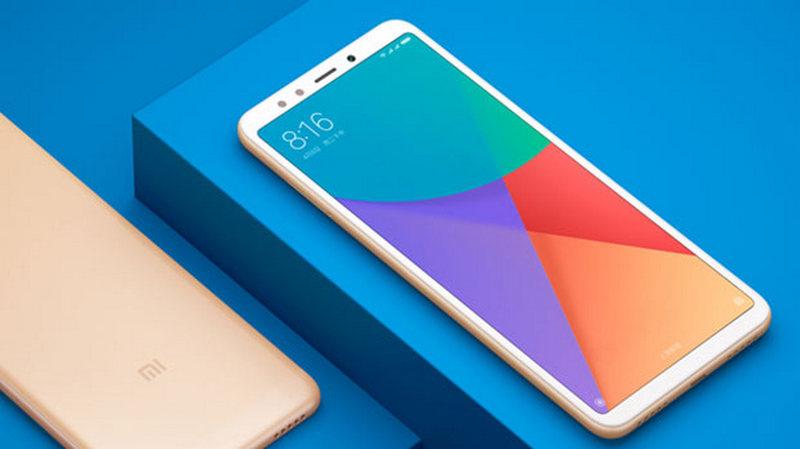 Xiaomi Redmi 5 тонкий