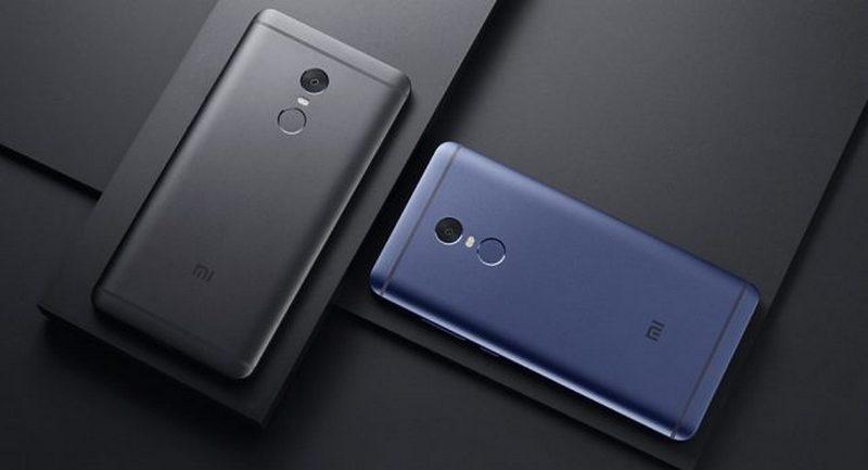 Xiaomi Redmi Note 5 задняя часть