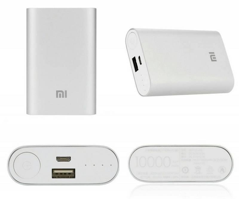 Xiaomi белая батарея