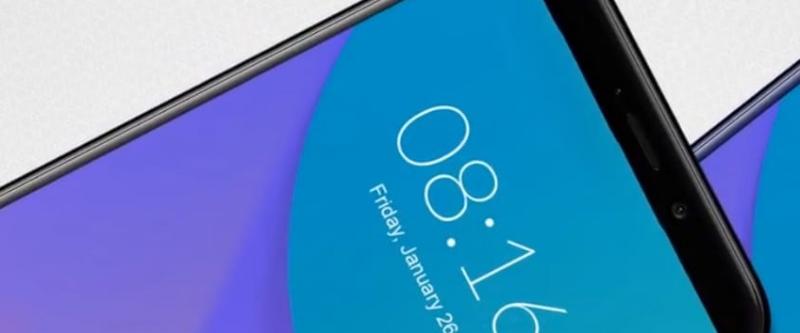 Xiaomi Mi 6X спереди