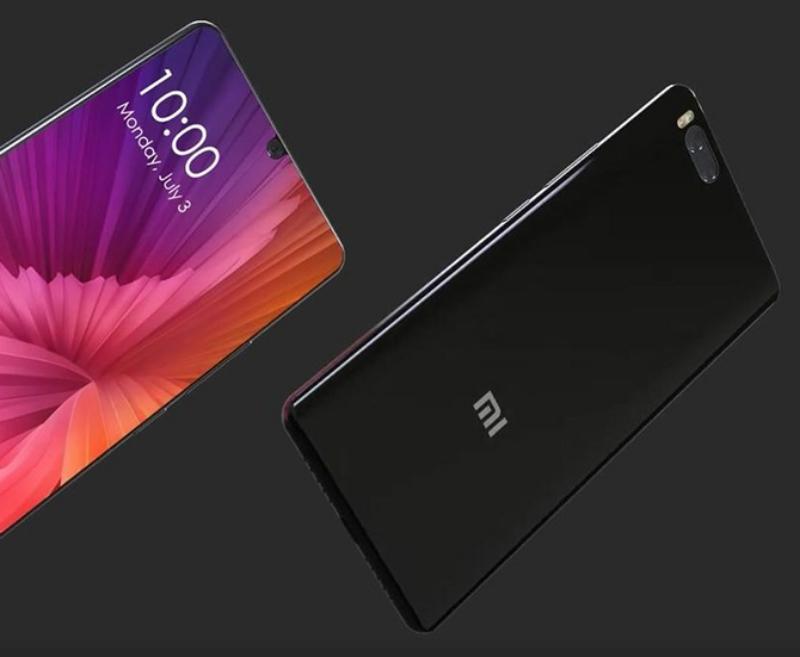 Xiaomi Mi 8 тонкий