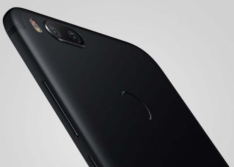 Xiaomi Mi A1 черный